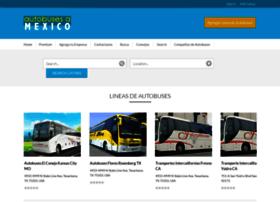 Autobusesamexico.com thumbnail