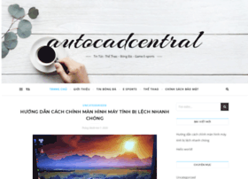 Autocadcentral.com thumbnail