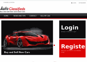 Autoclassifieds.link thumbnail