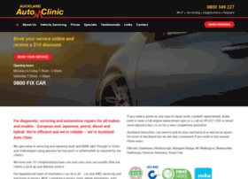 Autoclinic.co.nz thumbnail