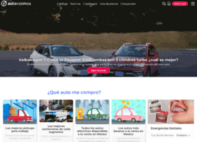 Autocosmos.com.mx thumbnail