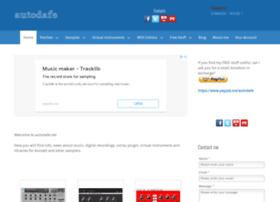 Autodafe.net thumbnail
