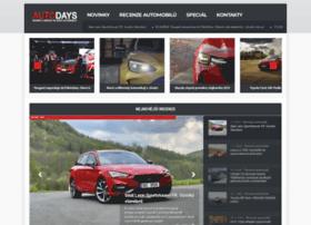 Autodays.cz thumbnail