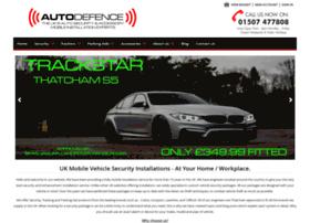 Autodefence.co.uk thumbnail