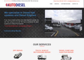 Autodiesel.co.nz thumbnail