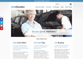 Autoeducation.com thumbnail