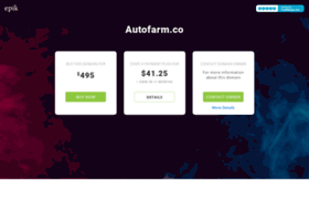 Autofarm.co thumbnail