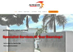 Autogatesingapore.com.sg thumbnail