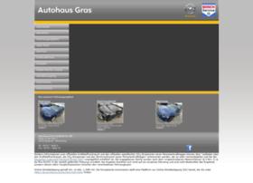 Autohaus-gras.de thumbnail