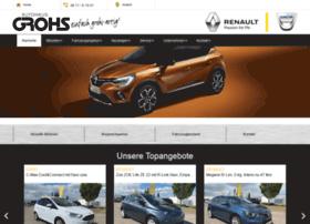 Autohaus-grohs.de thumbnail