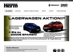 Autohaus-herm.de thumbnail