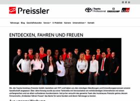 Autohaus-preissler.de thumbnail
