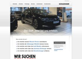 Autohaus-schlesiger.de thumbnail
