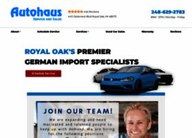 Autohaus.net thumbnail