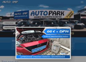 Autoimp.sk thumbnail