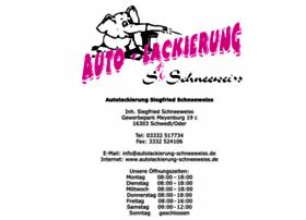 Autolackierung-schneeweiss.de thumbnail