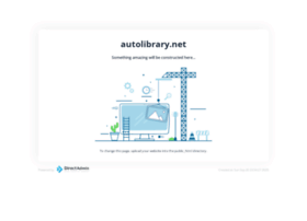 Autolibrary.net thumbnail