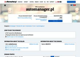 Automanager.pl thumbnail