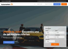 Automarket.com.mx thumbnail
