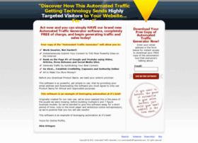 Automatedtrafficgenerator.com thumbnail