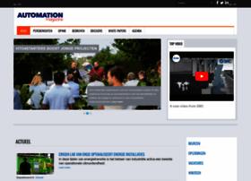 Automation-magazine.be thumbnail