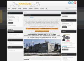 Automaxx24.de thumbnail