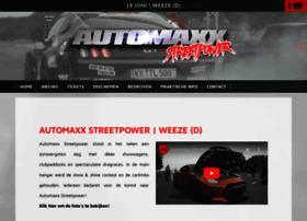 Automaxxstreetpower.nl thumbnail
