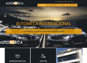 Automeca.org thumbnail