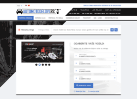 Automotodelovi.rs thumbnail