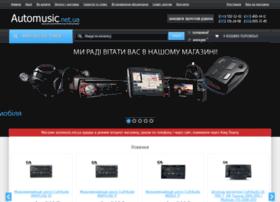 Automusic.net.ua thumbnail