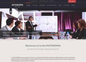 Autonomia-france.com thumbnail
