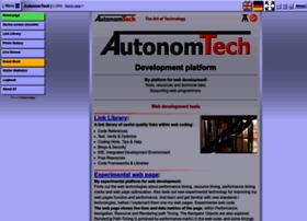 Autonomtech.se thumbnail
