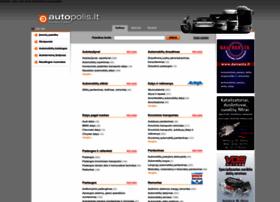 Autopolis.lt thumbnail