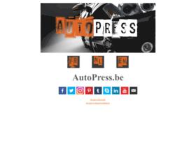 Autopress.be thumbnail