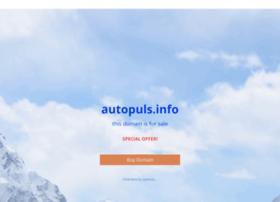 Autopuls.info thumbnail
