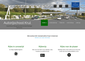 Autorijschoolinakrul.nl thumbnail