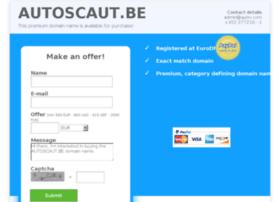 Autoscaut.be thumbnail