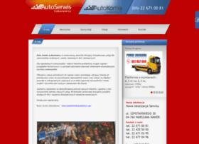 Autoserwislukasiewicz.pl thumbnail