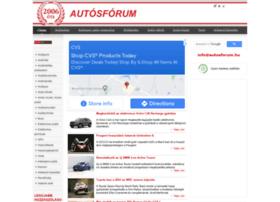 Autosforum.hu thumbnail
