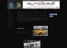 Autoshinespecialistvaleting.co.uk thumbnail