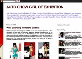 Autoshowgirl.blogspot.com thumbnail