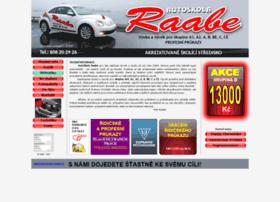 Autoskola-raabe.cz thumbnail