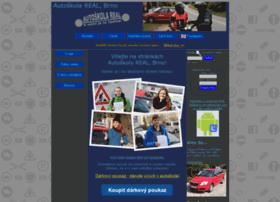 Autoskola-real.cz thumbnail
