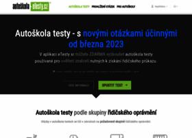 Autoskola-testy.cz thumbnail