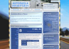 Autoskolamarian.cz thumbnail
