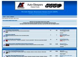 Autosleeper-ownersforum.com thumbnail