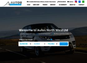Autosnorthwest.co.uk thumbnail