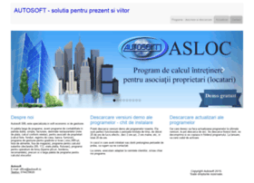 Autosoft.ro thumbnail