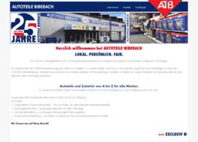 Autoteile-biberach.de thumbnail