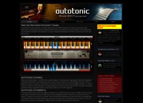 Autotonic.net thumbnail